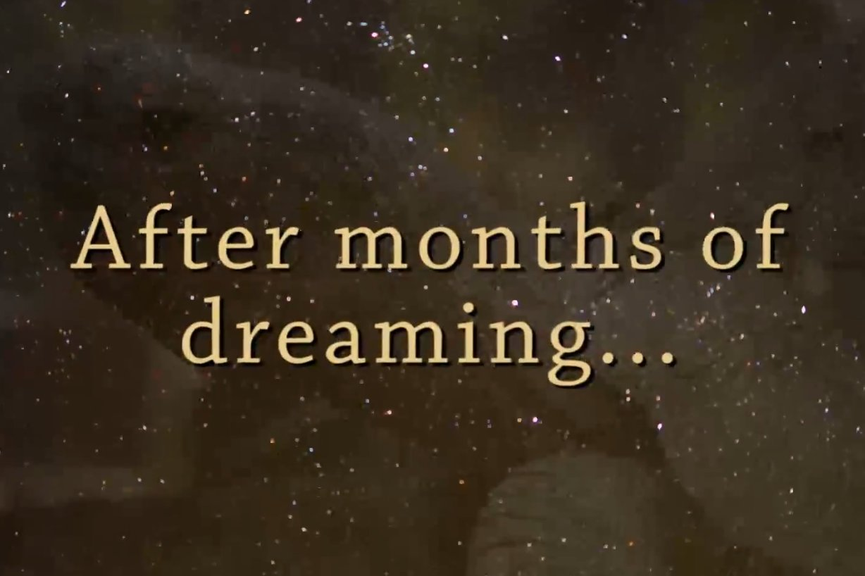 months-dreaming